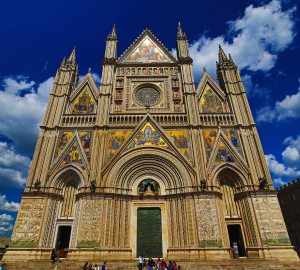 The Orvieto Cathedral is my favorite in all of Italy - Canon 5D Mark III, Canon 16-35L @ 18mm, 1/1000, f/11, ISO 500, handheld, BlackRapid Sport, Lexar Digital Media, Clik Elite Pro Express