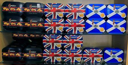 Who doesn't like Scottish Shortbread?