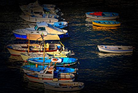 _E7A7537 Boats in Sorrento Harbor web ready